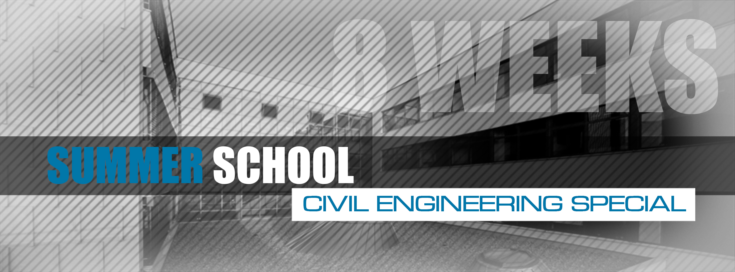 Summer School in Civil Engineering